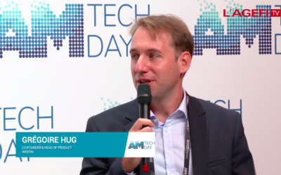 Pitch ESG Connect de Grégoire à l'AM Tech Day